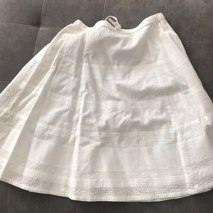 DKNY cotton skirt size Small
